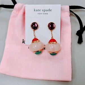 Kate spade confection earrings